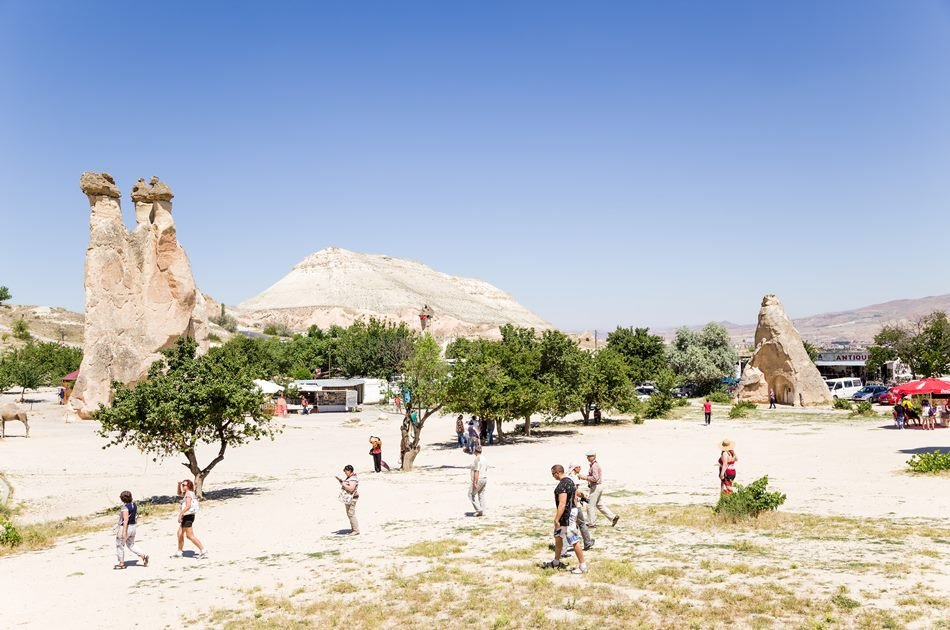 2 Day Group Tour of Cappadocia from Istanbul including Hot Air Balloon Flight