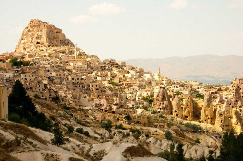 2 Day Private Cappadocia Tour with Sunrise Ballooning Experience From Kusadasi