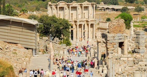 2 Day Private Ephesus & Pamukkale Tour From Istanbul