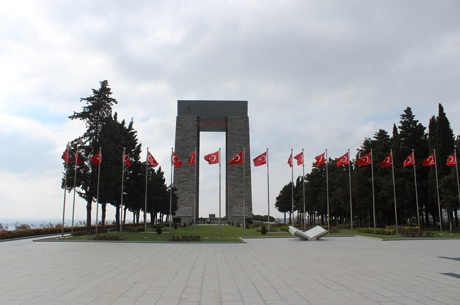 2-Day Troy and Gallipoli Tour from Istanbul