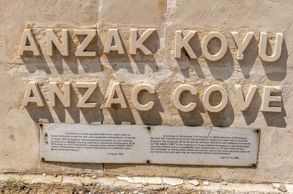 2 Day Troy, Gallipoli and Pergamum Tour from Kusadasi