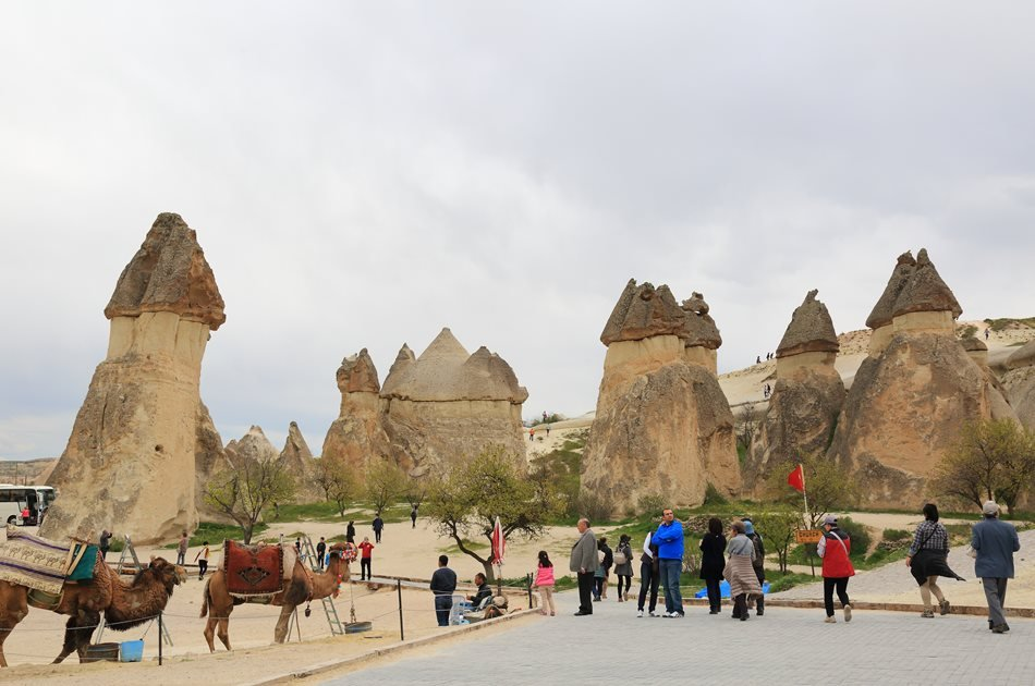 3 Day Cappadocia Tour Including Accommodation And One Way Flight