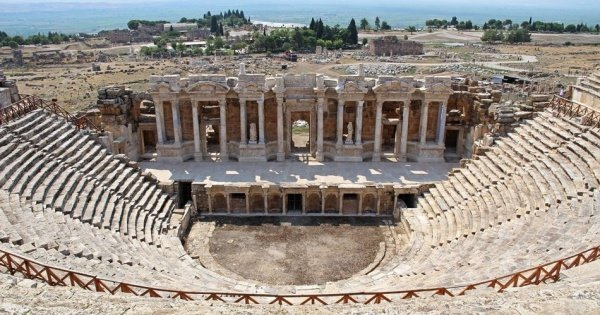 3-Day Mini Historic Aegean Tour From Izmir: Kusadasi, Ephesus And Pamukkale