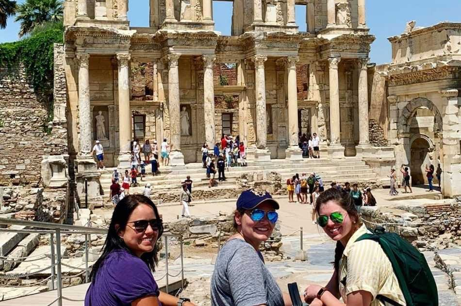 3-Day Tour to Cappadocia and Ephesus from Istanbul with Return Flights