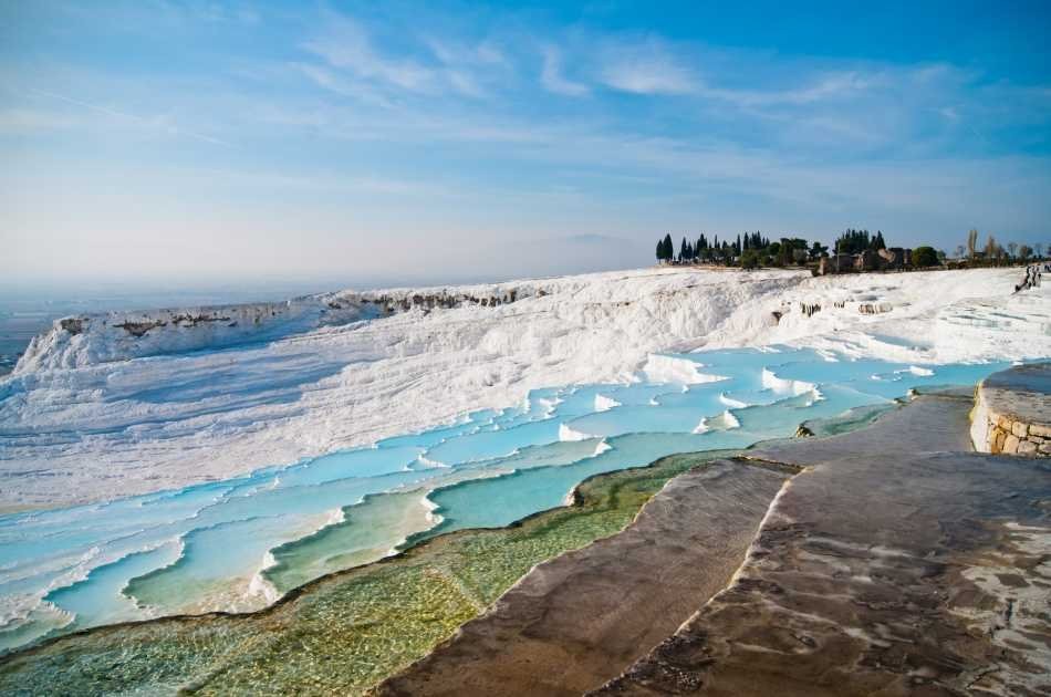 4 Day Private Tour of Cappadocia, Ephesus and Pamukkale From Istanbul