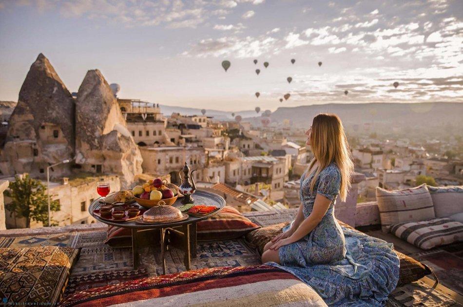 5 Day Cappadocia Deluxe Honeymoon Package
