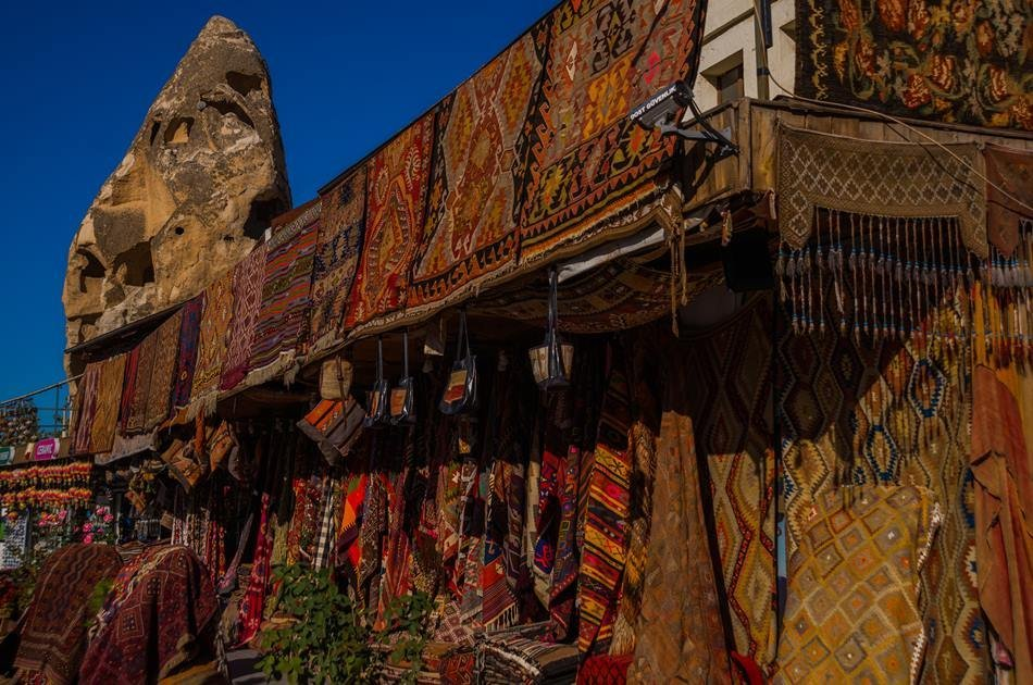 5 Day Istanbul and Cappadocia Tour With A Hot Air Balloon Flight
