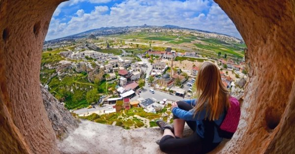 6-Day Turkey Tour from Istanbul: Pamukkale, Cappadocia, Ephesus and Hierapolis
