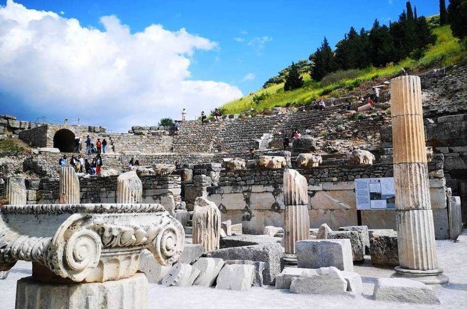 7 Day Classic Tour from Istanbul to Gallipoli, Troy, Ephesus, Pamukkale and Cappadocia