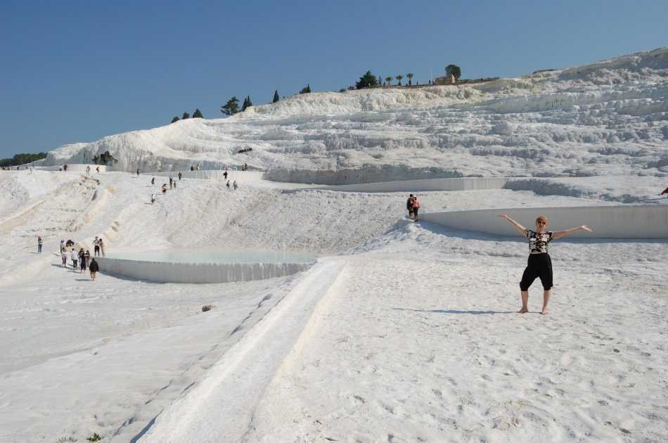 9 Day Private Tour of Cappadocia, Ephesus and Pamukkale From Istanbul