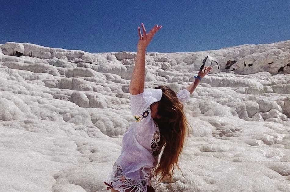 A Breathtaking Pamukkale Day Tour from Bodrum