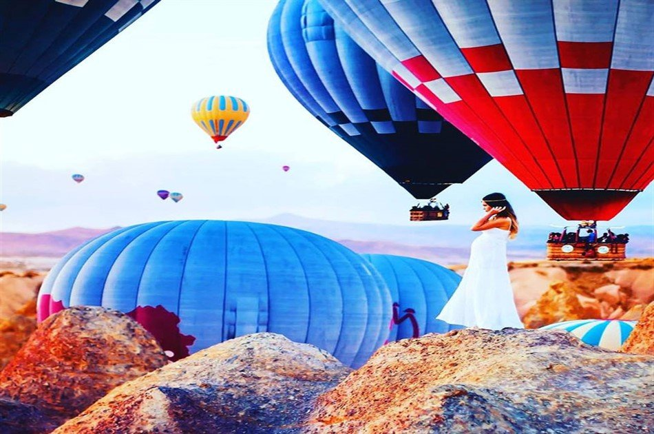 Affordable Hot Air Balloon Ride in Cappadocia
