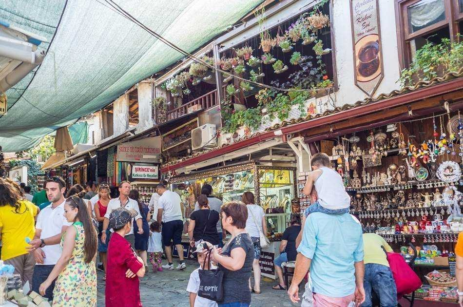 Ancient City of Ephesus & Sirince Turkish Village Tour From Istanbul