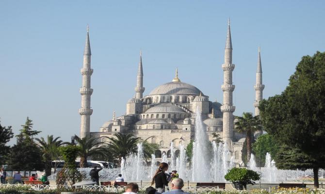 Beautiful Treasors of Turkey including Istanbul