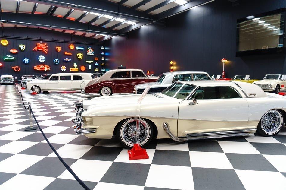 Antique Automobile Museum Tour From Kusadasi