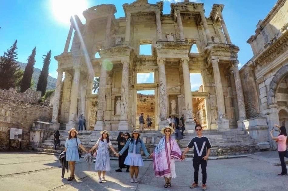 Battlefields of Gallipoli to Ephesus on a 4 Days Tour