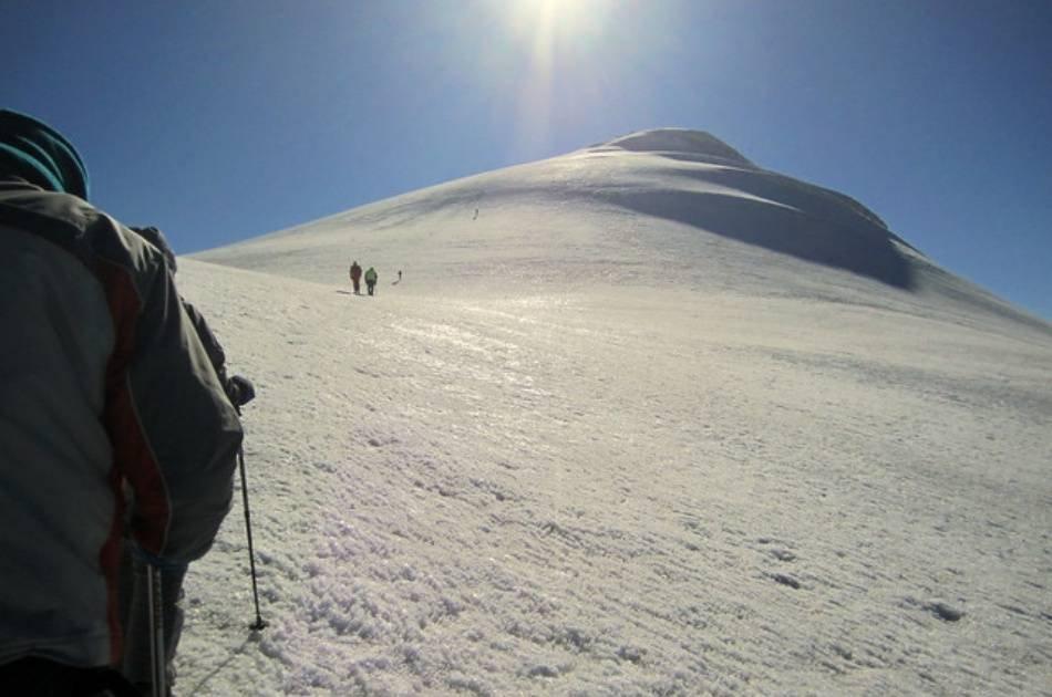 Be Adventurous and Take a Tour Trekking in Mount Ararat