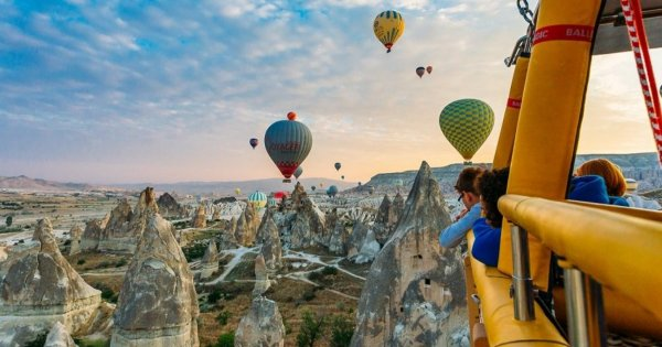 Best Group Cappadocia Hot Air Balloon Ride Tours