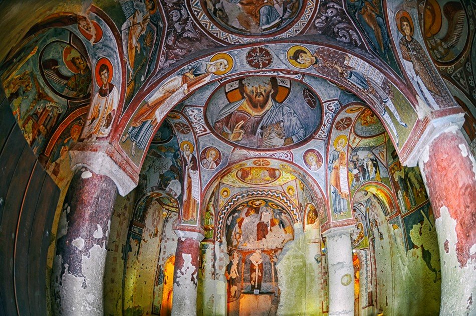 Byzantine Monasteries Of Istanbul Full Day Tour