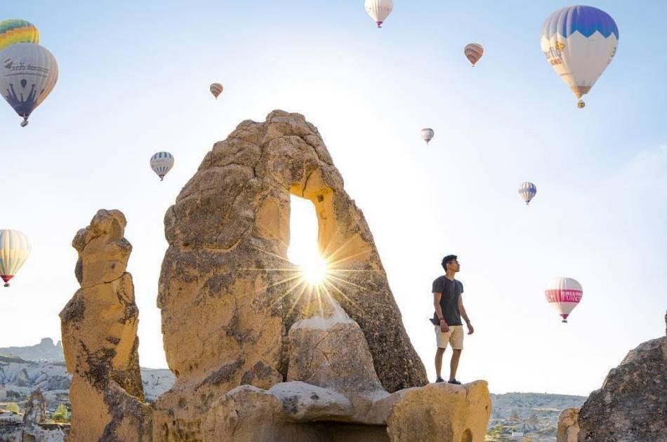 Capitivating Cappadocia Private Green Tour