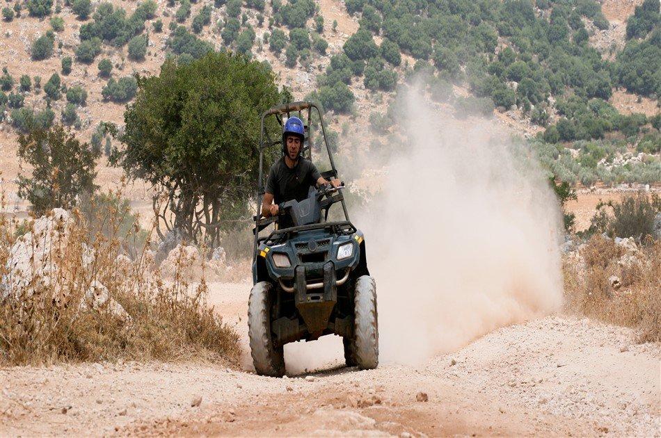 Cappadocia 1 Hour ATV (Quad) Tour