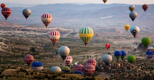 Cappadocia Balloon Group Tour With Breakfast