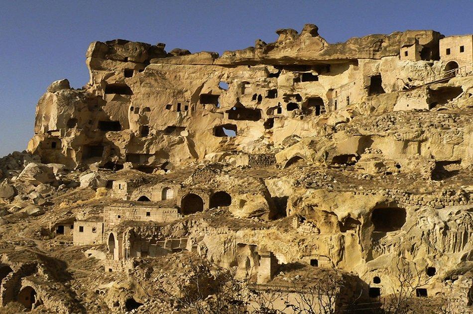 Cappadocia Fairychimneys and Valley Group Tour
