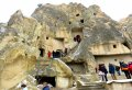 Cappadocia Fairychimneys and Valley Group Tour