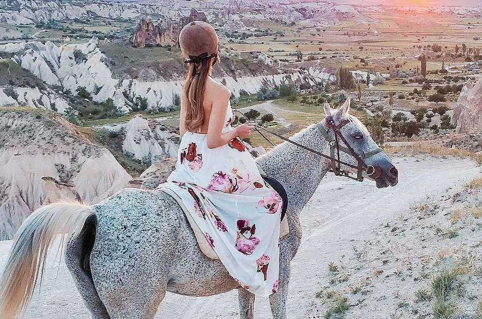 Cappadocia Horseback Riding Tour