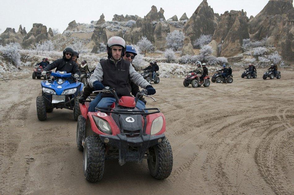 Cappadocia Sunset ATV (Quad bike) Tour