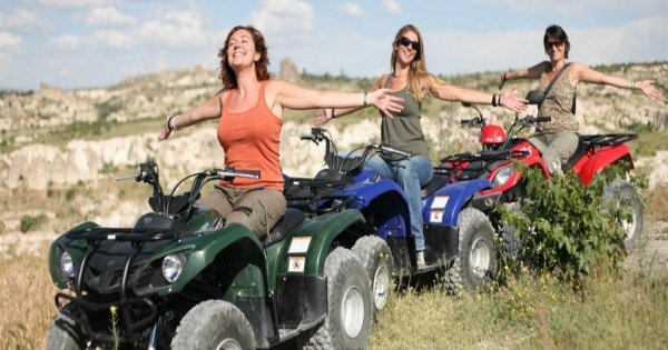 Cappadocia Sunset ATV (Quad bike) Tour