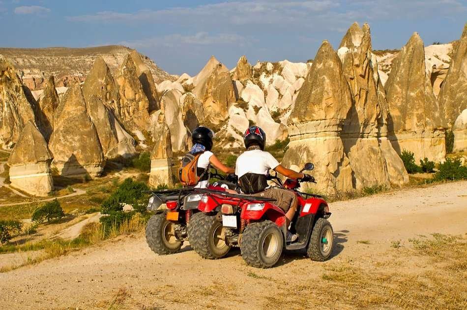 Cappadocia Sunset ATV Tour