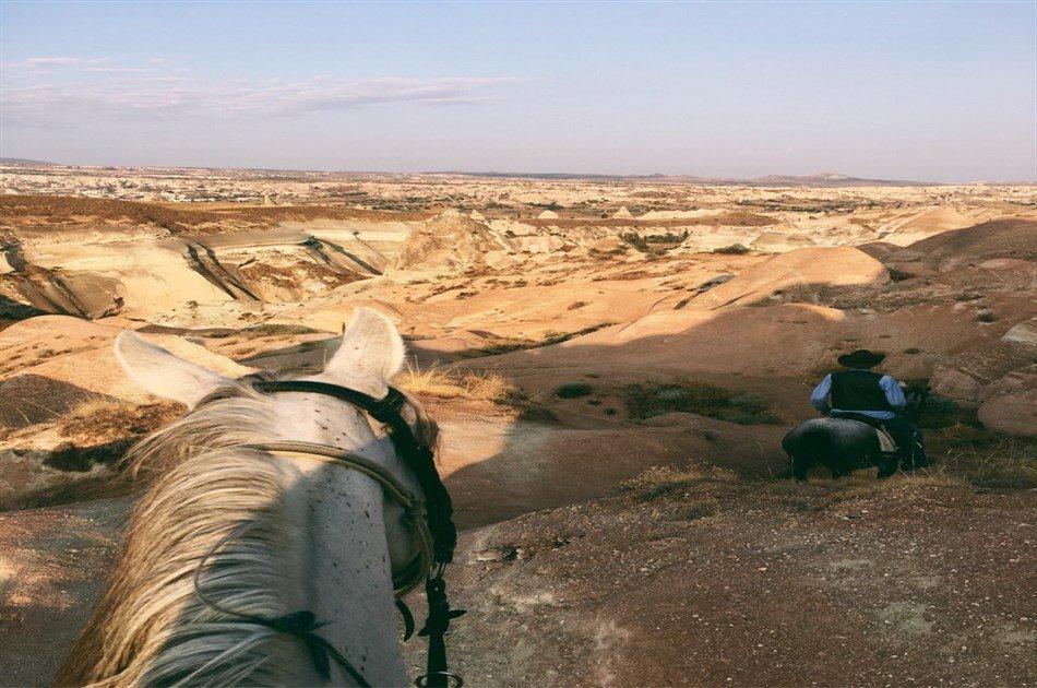 Cappadocia Sunset Horseback Riding Tour