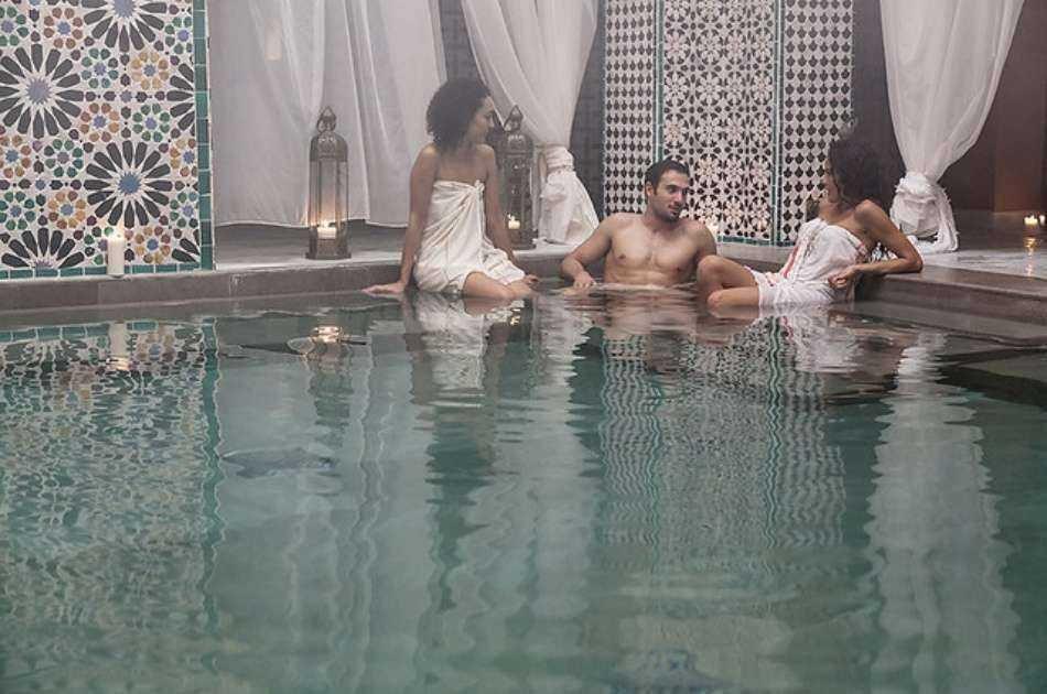 Cappadocia Turkish Bath Experience