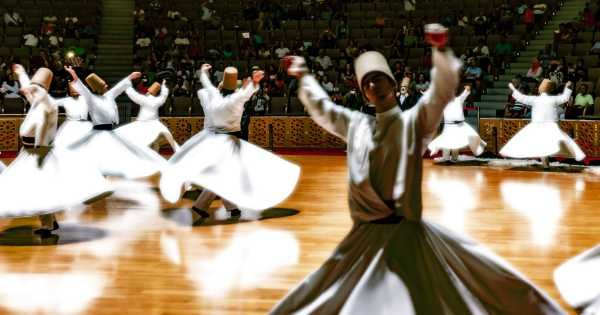 Cappadocia Whirling Dervish Ceremony