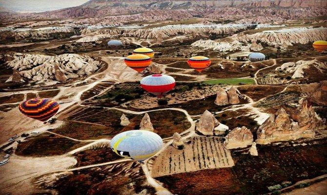 Best Hot Air Balloon Tours in Cappadocia