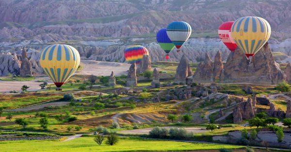 Best Hot Air Balloon Tours in Cappadocia
