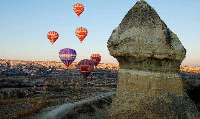 Capture the Magic of Cappadocia on a Hot Air Balloon Tour