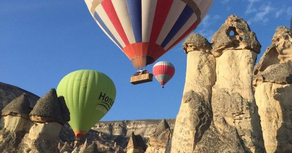 Capture the Magic of Cappadocia on a Hot Air Balloon Tour