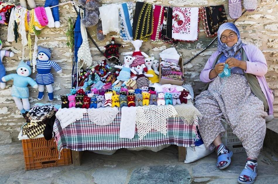 Cultural Sirince Village Tour from Kusadasi