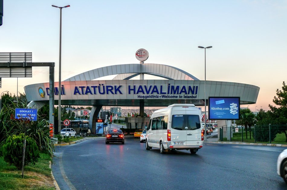 Daily Transit Tours from Istanbul Ataturk Airport