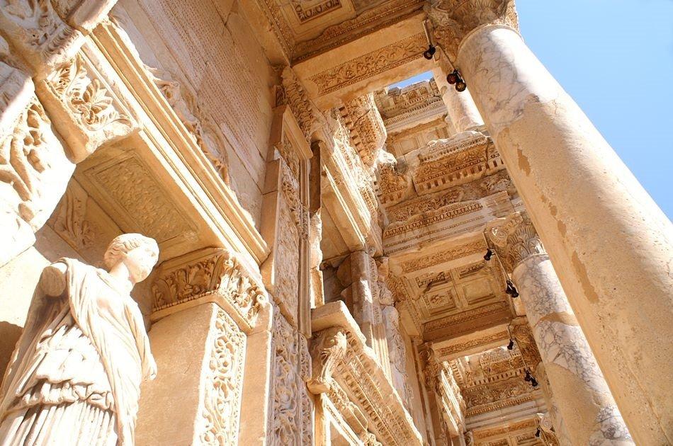 Deluxe Private Tour From Izmir Port To Ephesus