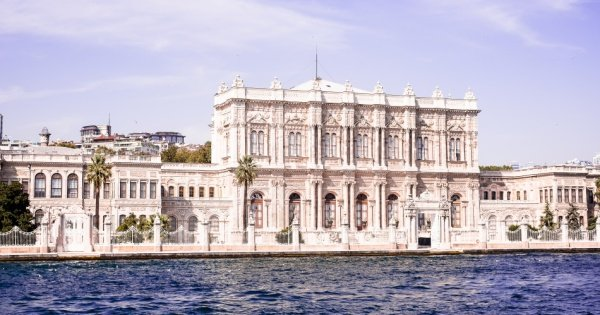 Dolmabahce Bosphorus Two Continents Private Tour