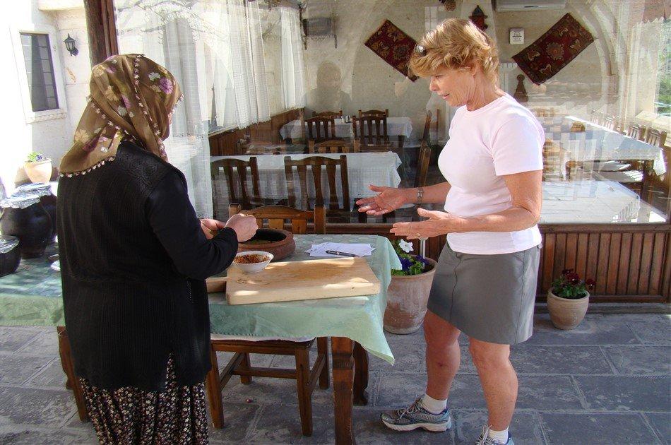 Enjoy a Cappadocia Cooking Class Tour