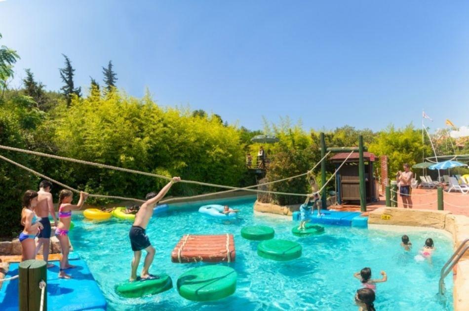 Enjoy a Family Water Adventure on a Kusadasi Tour to Aqua Fantasy