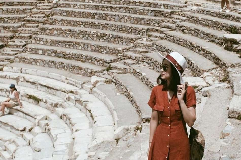 Ephesus and Pottery Workshop Private Tour From Izmir Port