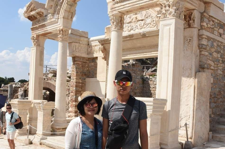 Ephesus and Shopping Private Tour from Istanbul