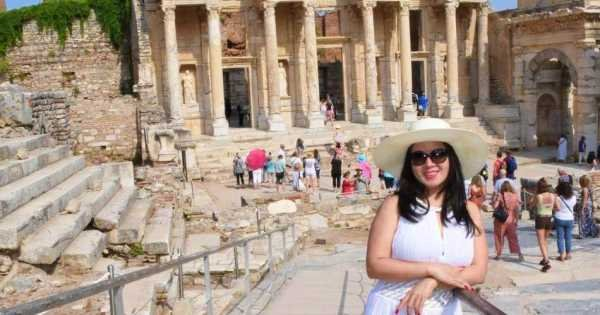 Ephesus and Shopping Tour from your Cruise Ship in Kusadasi