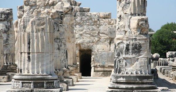 Ephesus, Didyma and Miletus Tour From Kusadasi