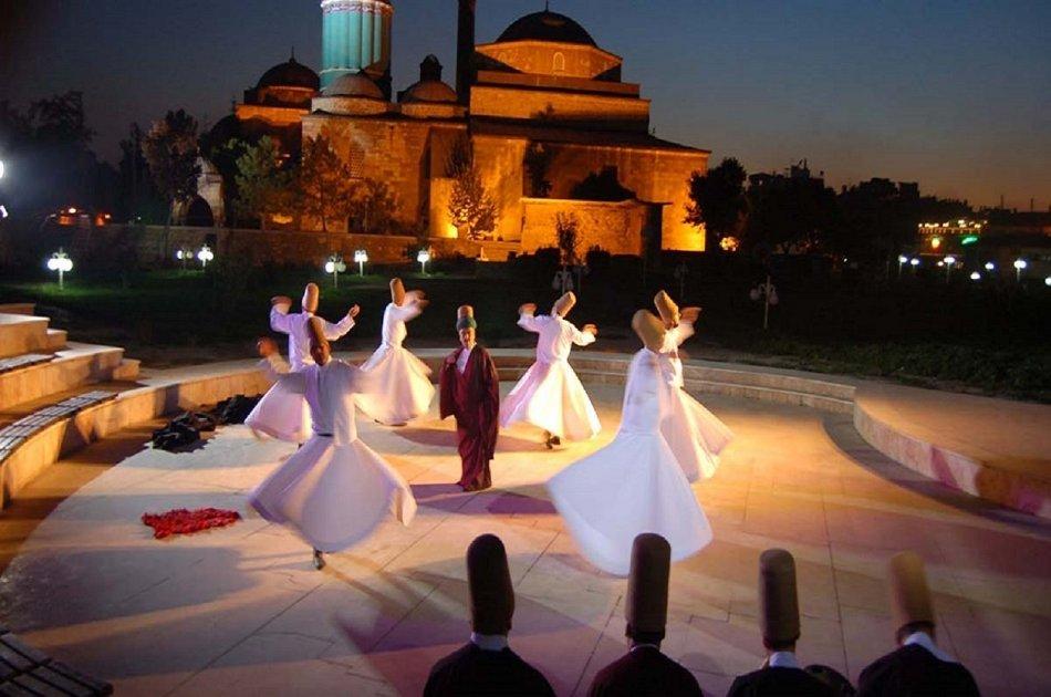 Ephesus to Pamukkale, Konya and Cappadocia Private 7 Day Tour